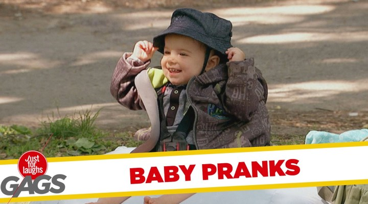 Best of Baby Pranks – Best of Just for Laughs Gags