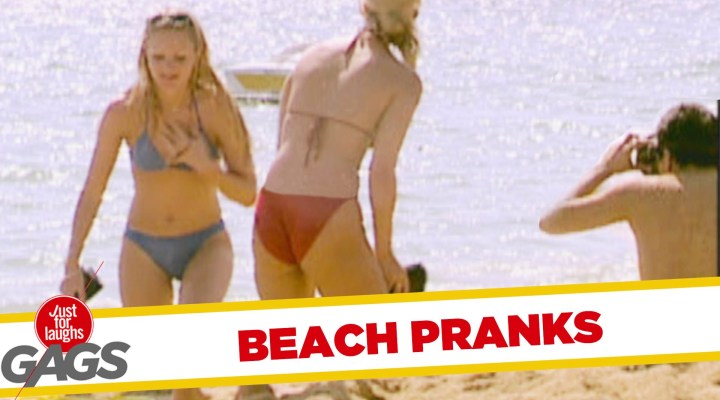 Best of Beach Pranks – Best of Just for Laughs Gags