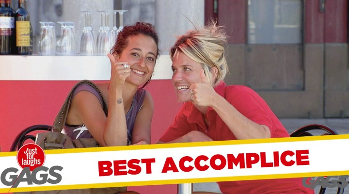 Best of Instant Accomplice – Best of Just for Laughs Gags