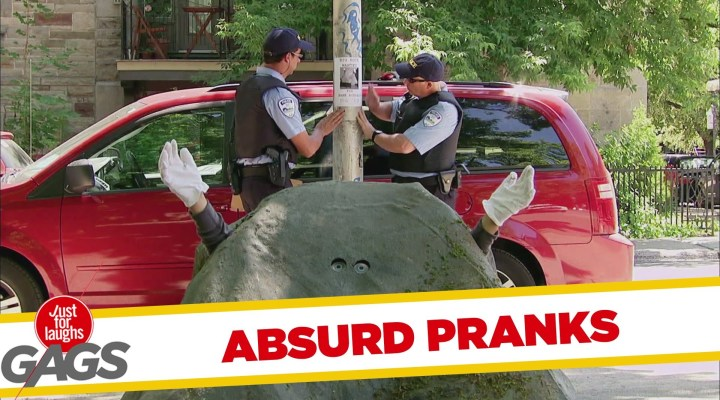 Insanely Absurd Pranks – Best of Just for Laughs Gags